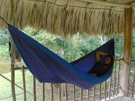 How useful portbale parachute hammock is for your life?