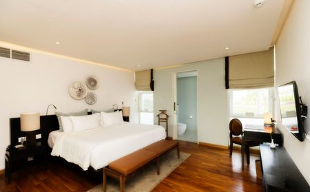 Recommended stay at luxury villas Seminyak in Bali